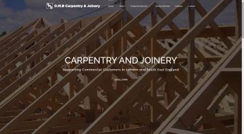 D M B Carpentry & Joinery Ltd