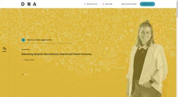 DNA Recruit: Marketing & Advertising Agency Recruitment