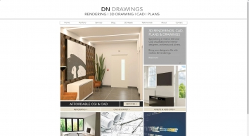Interior CGI & CAD | London, UK | DN Drawings