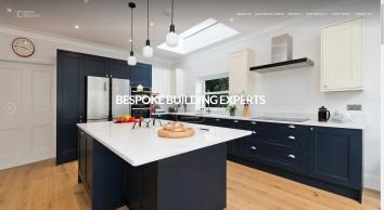 Property Design & Build - Building contractors Extensions Chelsea