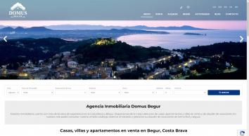 Domus Begur, Girona