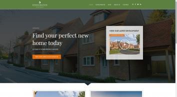 Donnington New Homes | Planning & Development
