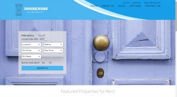 Doorknobs Ltd, Tunbridge Wells Sales