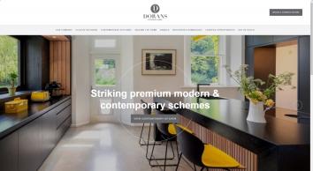 Doran Kitchens Newry | Bespoke Handmade Kitchen Suppliers Northern Ireland