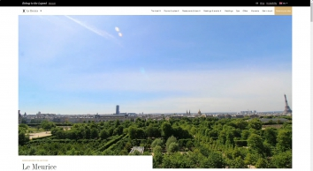 Le Meurice - Paris - 5-Star Luxury Hotel | Dorchester Collection