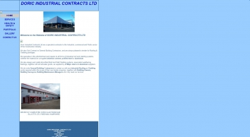 DORIC INDUSTRIAL CONTRACTS LTD