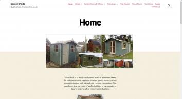 Dorset Sheds Ltd