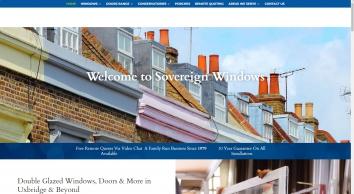 Sovereign Glass & Glazing Ltd