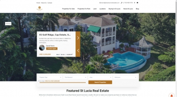 St Lucia Real Estate - Buy, Sell, Rent & Manage - Doubloon Real EstateDoubloon Real Estate