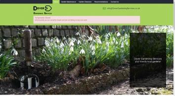 Dover Gardening Services: Your Local  Friendly Gardener