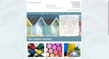 Doves Decorating | Trade & Premium Brand Paint Suppliers