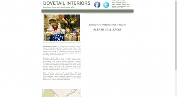 Dovetail Interiors, Bedale, North Yorkshire - Home Page