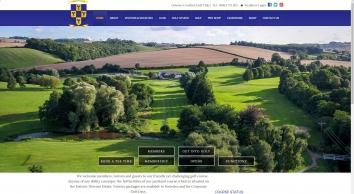 Downes Crediton Golf Club