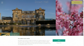 Hertfordshire Hotel | Wedding and Conference | Down Hall