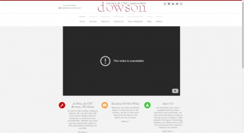 Dowson Joinery & Sub Contract CNC Routing and Cutting Specialists In Yorkshire