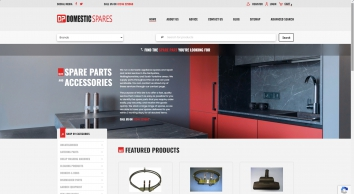 Spare Parts For Home Appliances
