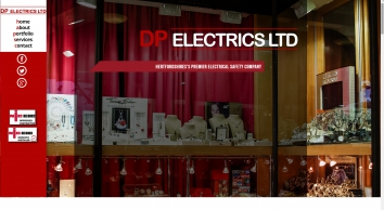 DP Electrics Ltd. NICEIC registered, Electrical Contractor, Electricians