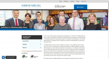 Dickinson Parker Hill Solicitors