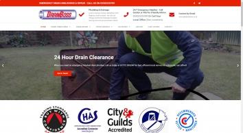 Plumbers & Blocked Drains Cleaning   Drain Boss