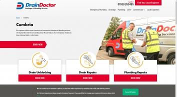 Drain Doctor South Cumbria