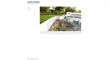 Landscape Design and Garden Construction - Dream Gardens