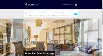 DreamPad Estate Agents in Hertfordshire & Essex