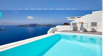 Dreams Luxury Suites, Imerovigli Santorini