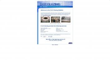 D & R Glazing