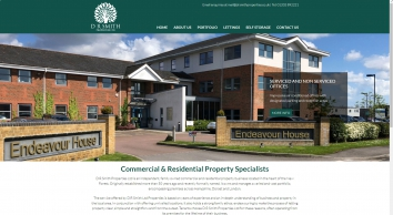 D R Smith Properties Limited, Ringwood