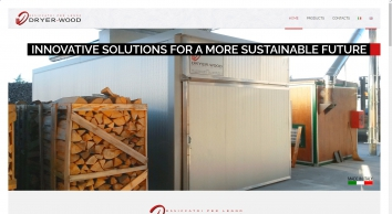 DRYER - WOOD Srl