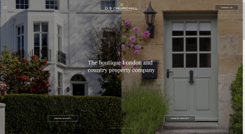 DS Churchill (DSC) property search, London property relocation experts
