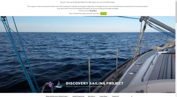 Discovery Sailing Project
