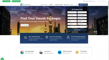 Dua Travels: Cheap Hajj and Umrah Packages 2019-20 from UK