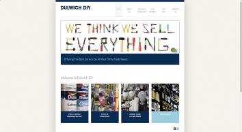 Dulwich D I Y