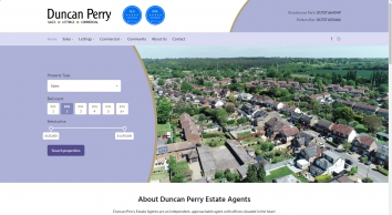 Duncan Perry Estate Agents