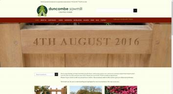 Duncombe Sawmill