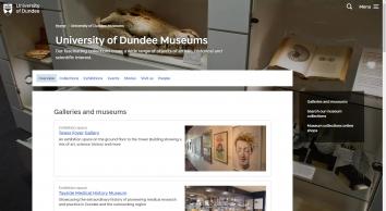 Tayside Medical History Museum