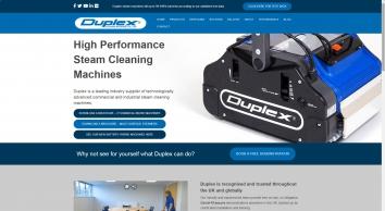 Duplex Cleaning Machines Uk Ltd