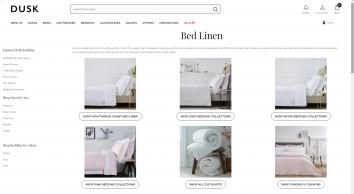 Linen Bedding Sets | Luxury White Cotton Bedding, Single Bed Linen Set Online