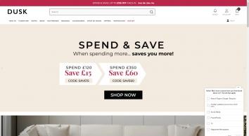 DUSK - Luxury bedding for less