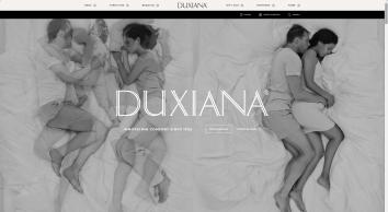 DUX: The Best Mattress & Luxury Bed   DUXIANA®