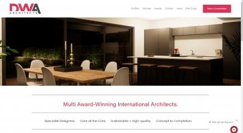 DWA Architects (London) Ltd