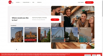 dwell Student Living