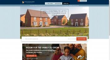 David Wilson Homes | Bilbie-Green