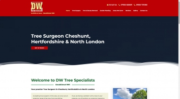 DW Tree Specialists