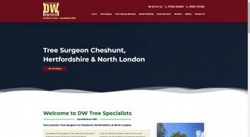 DW Tree Specialists