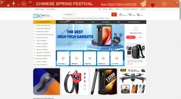 DealeXtreme - Cool Gadgets at the Right Price - DX Free Shipping Worldwide
