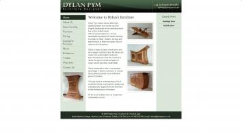 Dylan Pym designer and maker