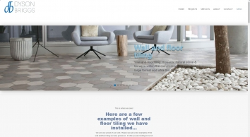 Dyson Briggs | Wall and floor tiling, mosaic, marble, natural stone & terrazzo specialists