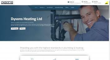 Dysons Plumbing & Heating